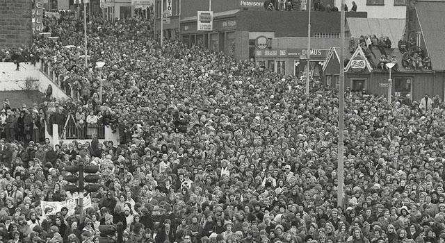 IcelandWomenStrike1975