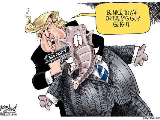 TrumpThirdParty