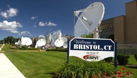 ESPN Plaza - Bristol CT