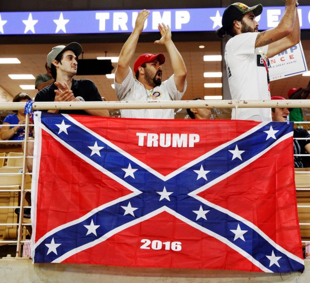 TrumpConfederateFlag