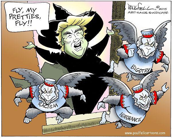 TrumpBigotry